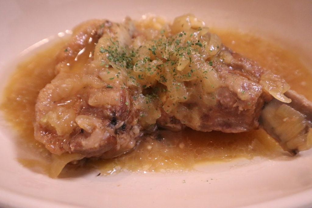 スペアリブの煮込みがホロホロで美味しい【ホットクックで簡単料理(男めし)】