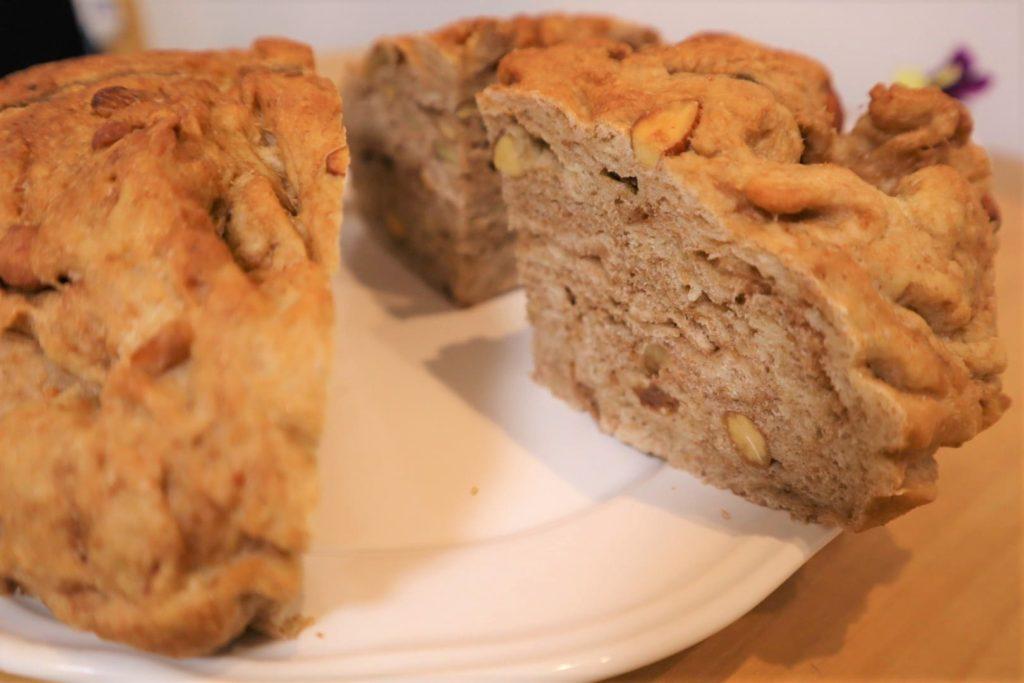 パン屋になりたいサムライのハード系パン作り【ウォーターオーブンで簡単料理(男めし)】