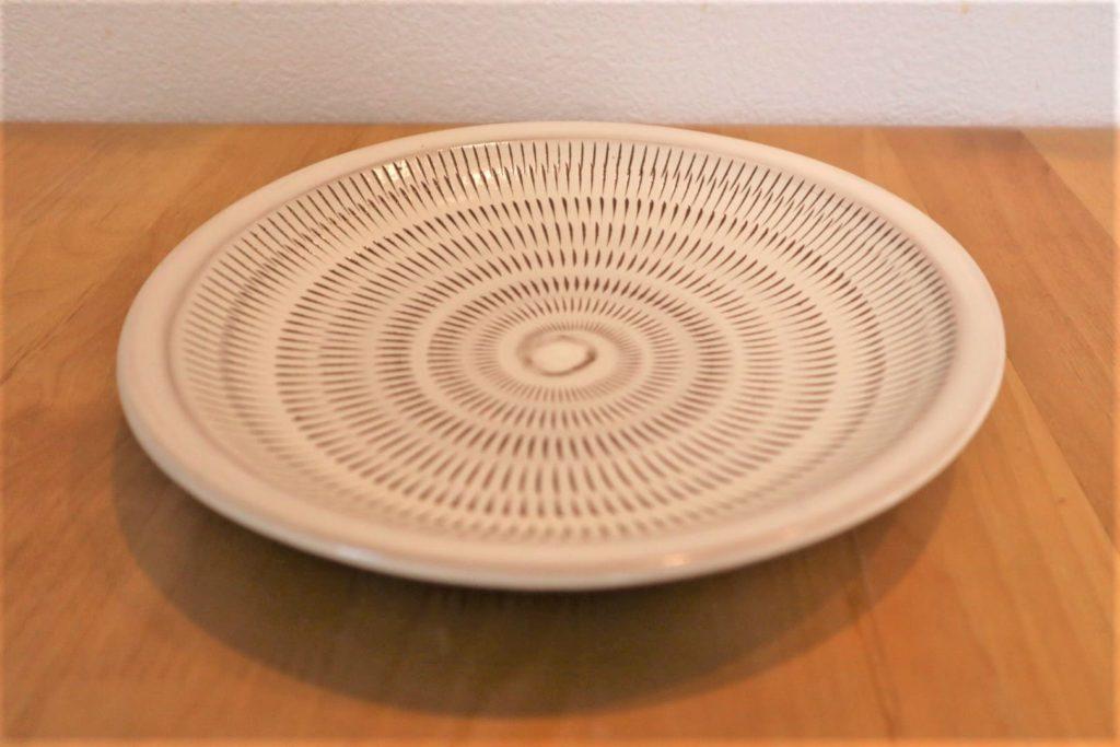 ずっと欲しかった小石原焼買ったら食卓が華やいだ