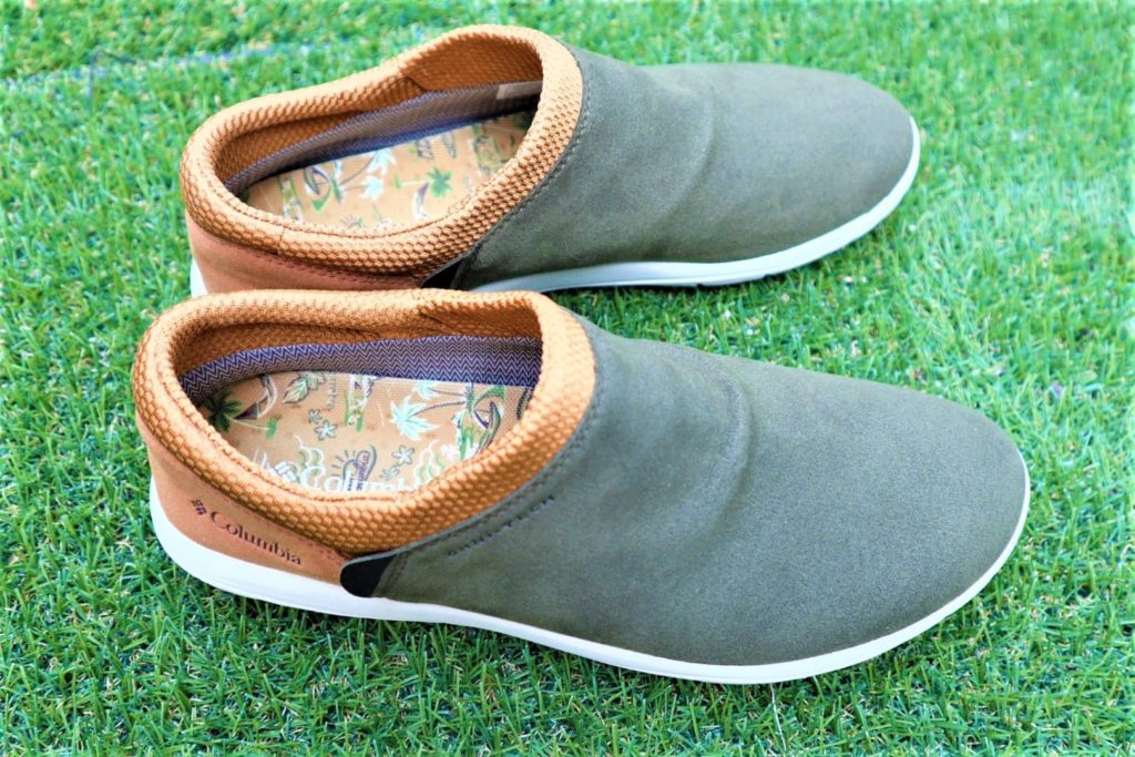 コロンビアの靴買ったら軽くて履きやすくてめちゃいい
