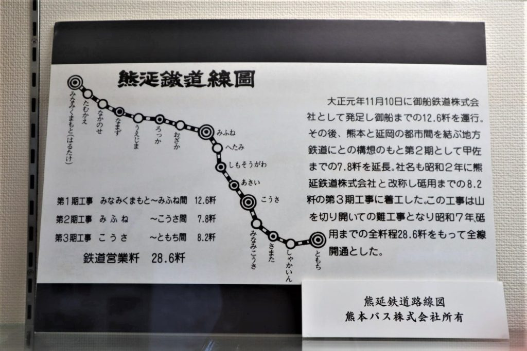 南熊本駅から砥用まで走る『熊延鉄道』という路線があったらしい【廃線ファン垂涎】